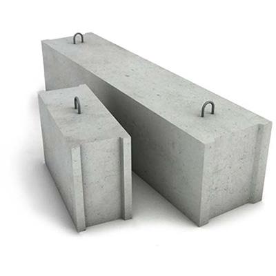 Фундаментный блок 2400х600х400 мм